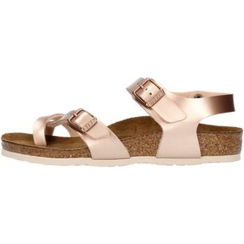 Topánky Dievčatá Sandále Birkenstock 1014444 Pink