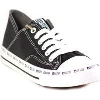 Topánky Ženy Nízke tenisky Big Star FF274023 Čierna