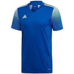 Oblečenie Muži Tričká s krátkym rukávom adidas Originals Regista 20 Modrá