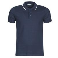 Oblečenie Muži Polokošele s krátkym rukávom Casual Attitude M.BOUPI Námornícka modrá