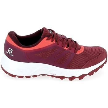 Topánky Turistická obuv Salomon Trailster 2 Rose Violet Ružová