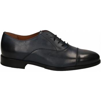 Topánky Muži Derbie Frau SIENA blu