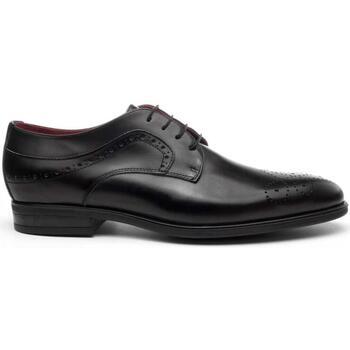 Topánky Muži Derbie & Richelieu Keelan 63211 BLACK