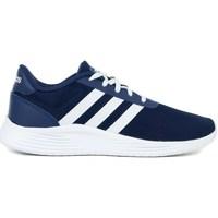 Topánky Deti Bežecká a trailová obuv adidas Originals Lite Racer 20 K Tmavomodrá