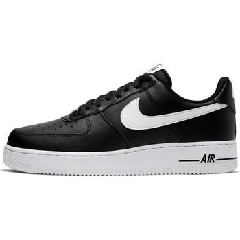 Topánky Muži Nízke tenisky Nike Air Force 107 AN20 Čierna
