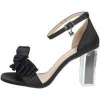 Topánky Ženy Sandále Braccialini T4 Black
