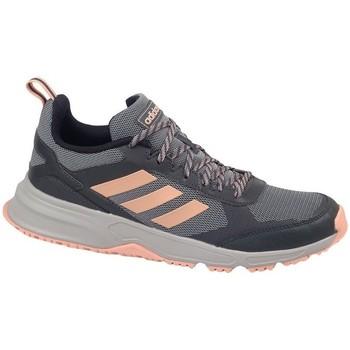 Topánky Ženy Bežecká a trailová obuv adidas Originals Rockadia Trail 30 Sivá
