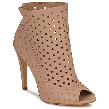 Topánky Ženy Nízke čižmy Bourne RITA Svetlá telová
