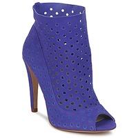 Topánky Ženy Nízke čižmy Bourne RITA Modrá