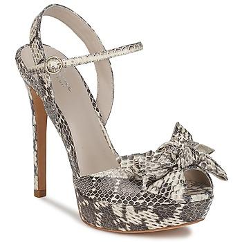 Topánky Ženy Sandále Bourne MOLLIE Šedá
