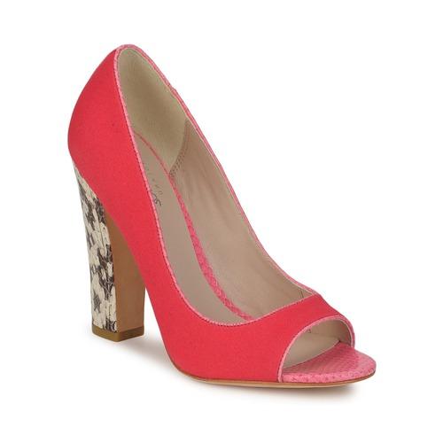 Topánky Ženy Lodičky Bourne FRANCESCA Koralová
