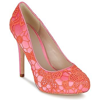 Topánky Ženy Lodičky Bourne MATILDA oranžová / ružová