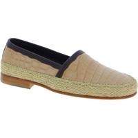 Topánky Muži Mokasíny D&G A50034 A2F77 8R063 beige