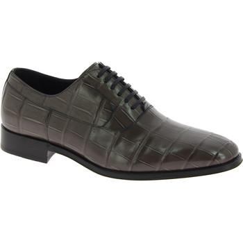 Topánky Muži Derbie D&G CA5751 A2338 80720 grigio