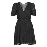 Oblečenie Ženy Krátke šaty Moony Mood ACTINE Čierna