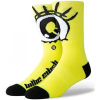 Textilné doplnky Muži Ponožky Stance Anime eyes Žltá