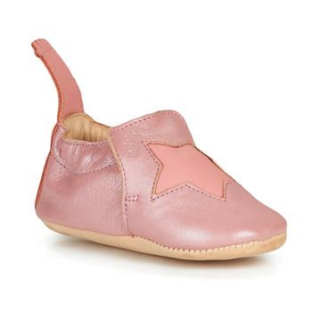 Topánky Deti Papuče Easy Peasy BLUMOO ETOILE Ružová