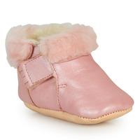 Topánky Dievčatá Papuče Easy Peasy FOUMOU Ružová