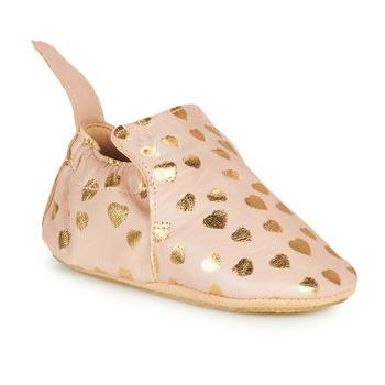 Topánky Deti Papuče Easy Peasy BLUBLU Ružová