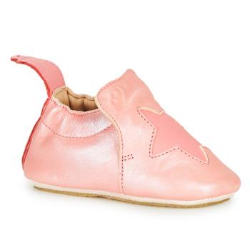 Topánky Deti Papuče Easy Peasy BLUBLU ETOILE Ružová