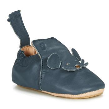 Topánky Deti Papuče Achile BLUBLU MOUSE Modrá