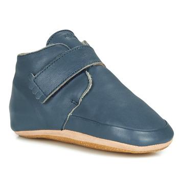 Topánky Deti Papuče Easy Peasy WINTERBLUE Modrá