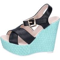 Topánky Ženy Sandále Solo Soprani Sandále BN644 Čierna