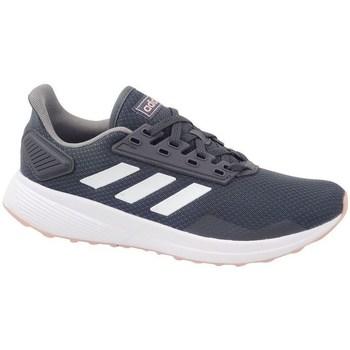 Topánky Ženy Bežecká a trailová obuv adidas Originals Duramo 9 Sivá
