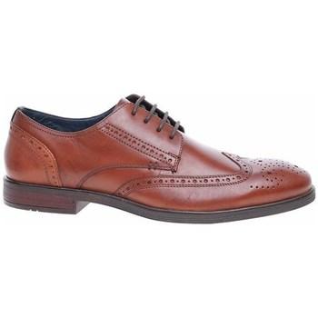 Topánky Muži Derbie Josef Seibel 42205786370 Hnedá