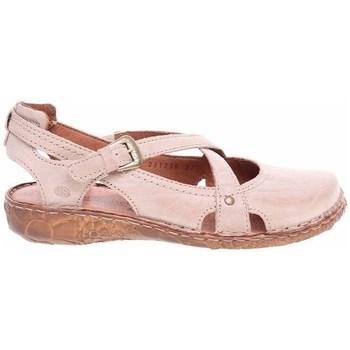 Topánky Ženy Sandále Josef Seibel Ballerinas Ružová