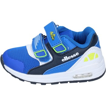 Topánky Chlapci Nízke tenisky Ellesse BN655 Modrá