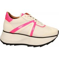 Topánky Ženy Nízke tenisky Alexander Smith CHELSEA white-fluo-pink