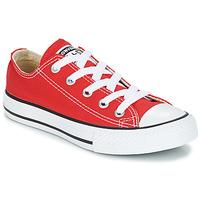 Topánky Deti Nízke tenisky Converse CHUCK TAYLOR ALL STAR CORE OX červená