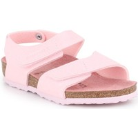 Topánky Deti Derbie & Richelieu Birkenstock Palu Kids Logo Ružová