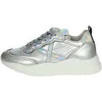 Topánky Ženy Nízke tenisky Munich 8770022 Silver