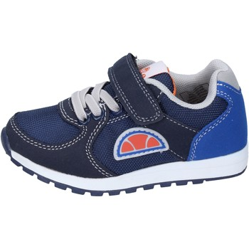 Topánky Chlapci Nízke tenisky Ellesse BN663 Modrá