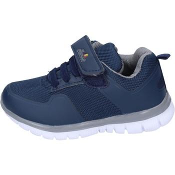 Topánky Chlapci Nízke tenisky Ellesse BN665 Modrá