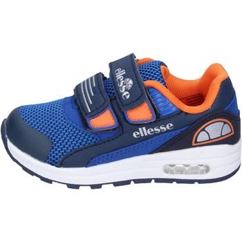 Topánky Chlapci Nízke tenisky Ellesse BN666 Modrá