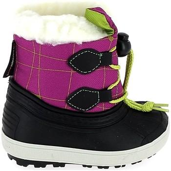 Topánky Snehule  Elementerre Appleton BB Rose Vert Ružová