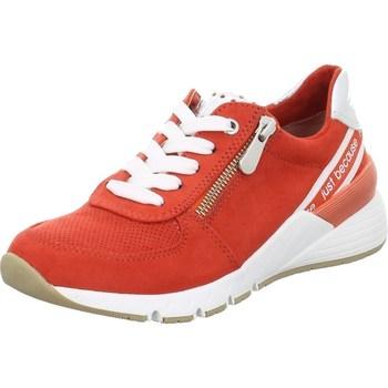 Topánky Ženy Nízke tenisky Marco Tozzi 222373934621 Červená
