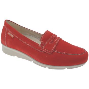 Topánky Ženy Mokasíny Mephisto MEPHDIVAro rosso