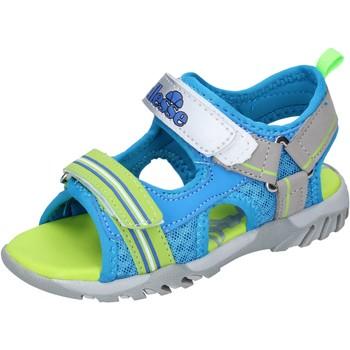 Topánky Chlapci Sandále Ellesse BN679 Modrá