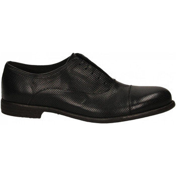 Topánky Muži Derbie Franco Fedele FORO nero