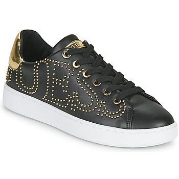 Topánky Ženy Nízke tenisky Guess RAZZ Čierna