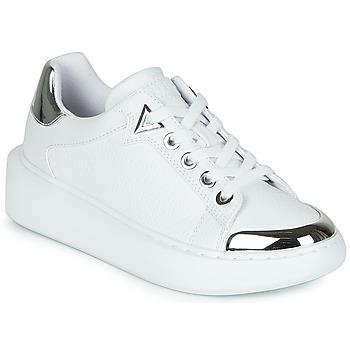 Topánky Ženy Nízke tenisky Guess BRANDYN Biela
