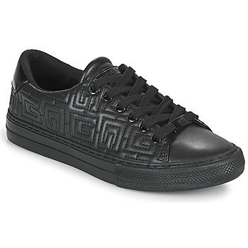 Topánky Ženy Nízke tenisky Guess GOLDENN Čierna