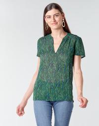 Oblečenie Ženy Blúzky Ikks BR11055 Zelená