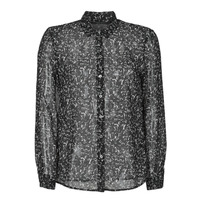 Oblečenie Ženy Košele a blúzky Ikks BR12025 Čierna