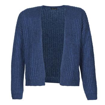 Oblečenie Ženy Cardigany Ikks BR17015 Námornícka modrá