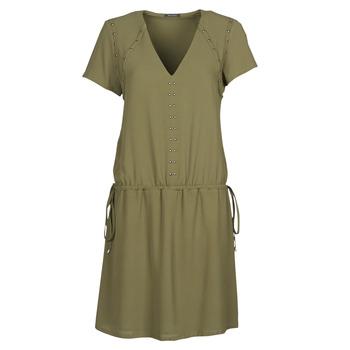 Oblečenie Ženy Krátke šaty Ikks BR30015 Kaki